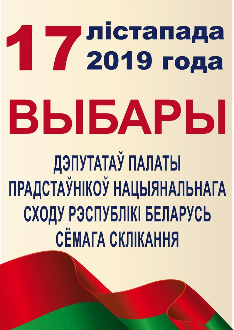 Картинки по запросу выборы депутатов 2019 РБ